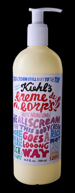 Kiehls :) awesome lotion