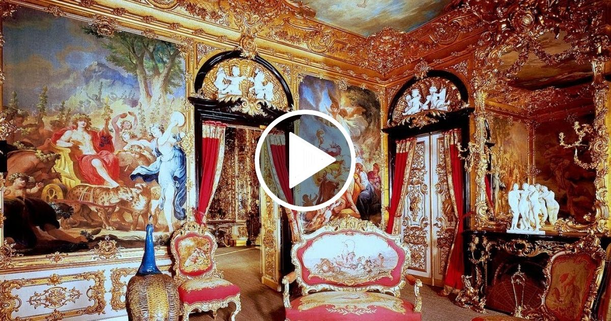 Travel Buzz Videos Travel Tips Guides Destination Videos Linderhof Palace Pictures Of Germany Palace Interior