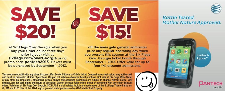 picture about Six Flags Printable Coupons titled no cost on the net printable 6 Flags coupon codes for July Printable