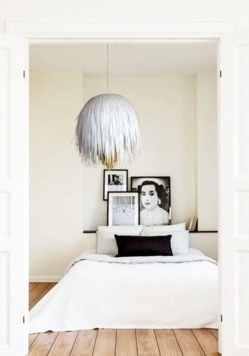 WHITE GOLD designer Decken Lampe von HOME DSGN | eBay