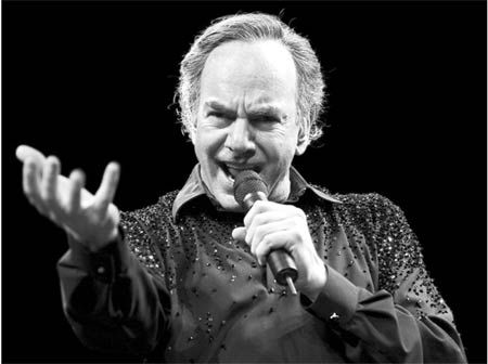 Ladies and Gentlemen...Mr. Neil Diamond