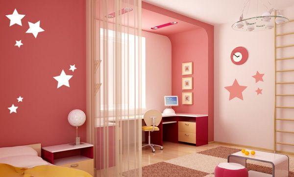Stunning Couleurs Chambre Fille Ideas - Design Trends 2017 ...