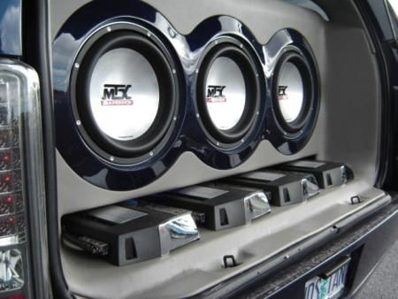 Art In Movement Germans Old School Car Audio Installation Car Stereo Systems Car Audio Systems