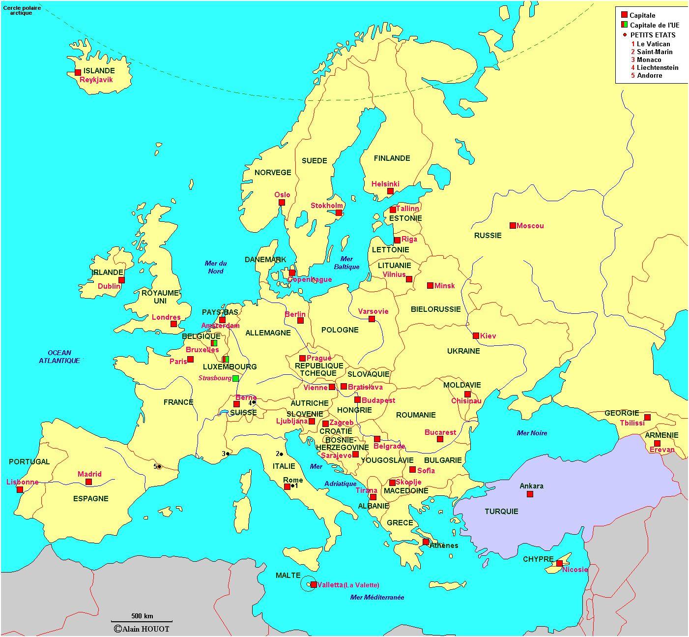 carte du monde avec les capitales 10 Excellent Carte Des Etats Unis Avec Les Capitales Images | Pays