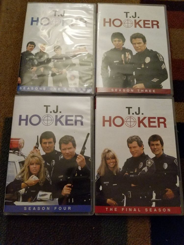 a place to call home complete series supernatural dvd seasons 1 12 set pristine sales This listing is for TJ Hooker the complete series. Seasons 1-5 bin 4