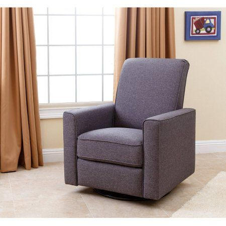 devon u0026 claire manhattan nursery swivel glider recliner chair multiple colors black