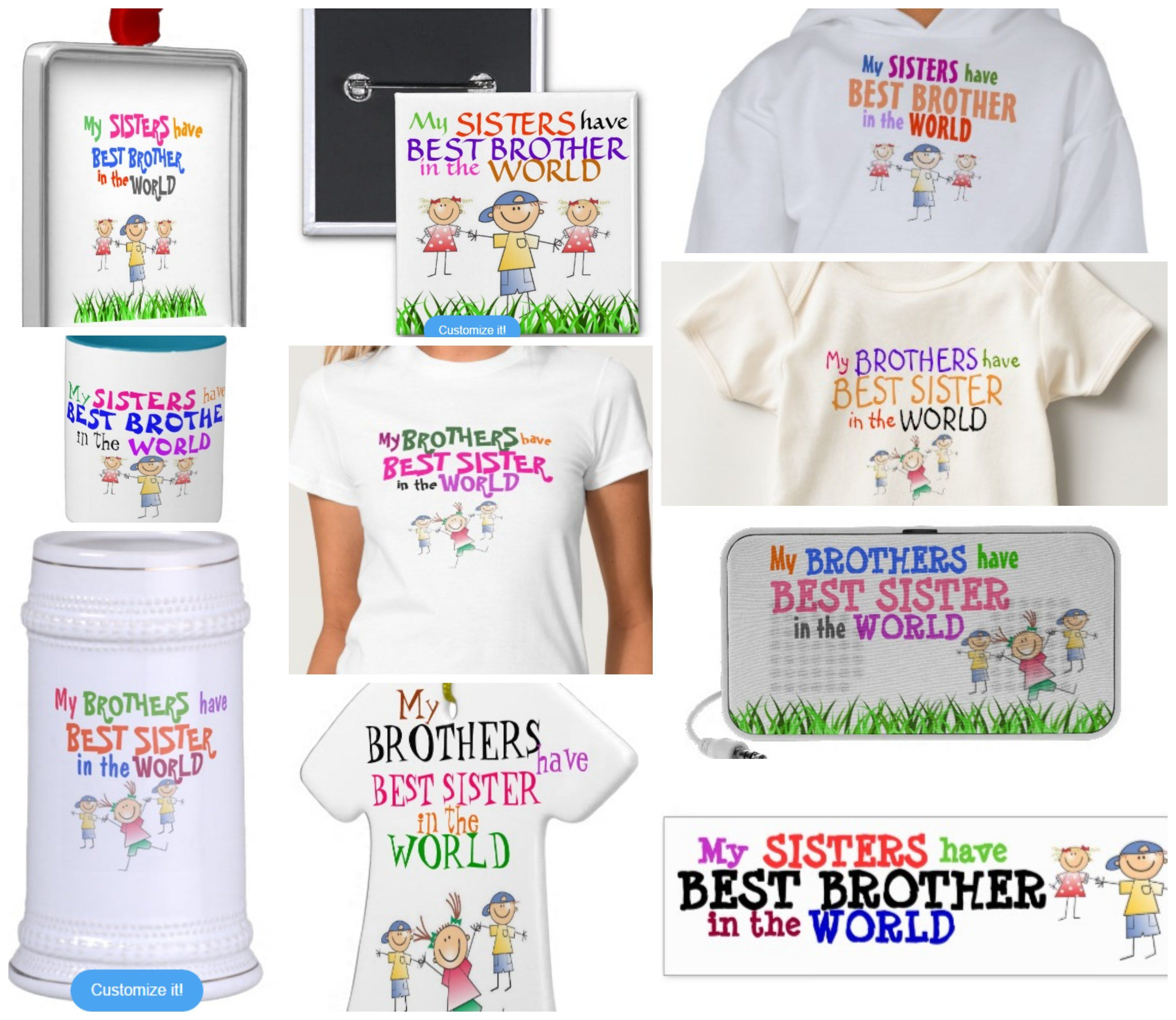 20%OFF Use Code:GETYOURCARDS #BestBrother #BestSister #siblinggoals #love #family #giftideas