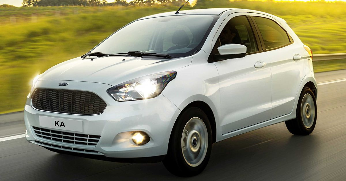 The Ford Ka Is Is Eye Catching And Gives Sheer Driving Pleasure