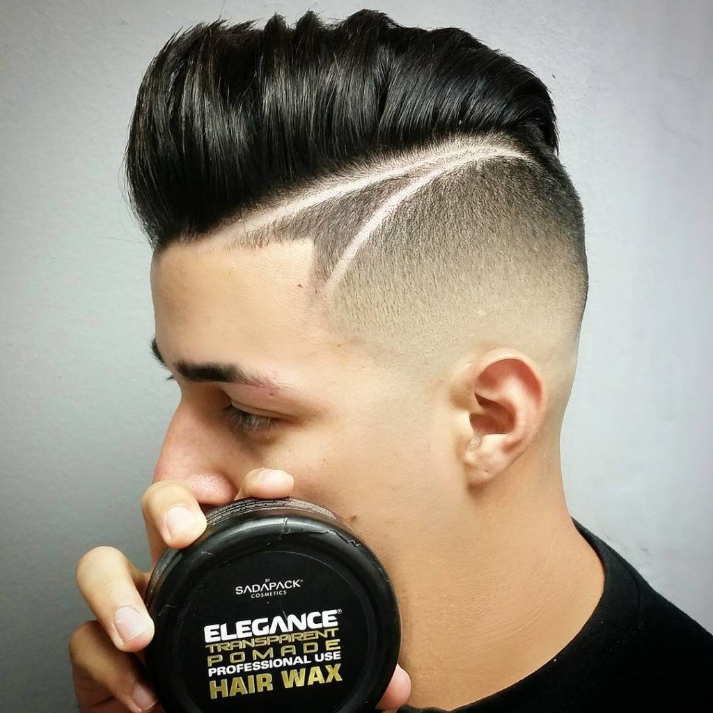 Haircut Styles With Lines Haircut Haircutstyles Lines Styles
