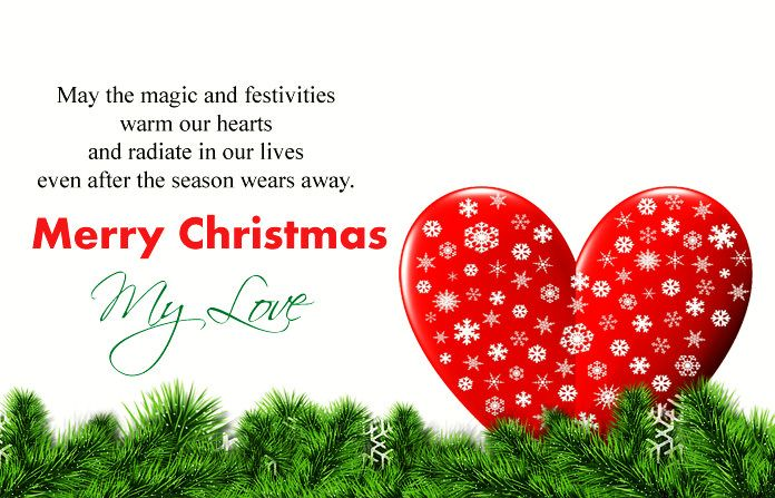 Best Romantic Christmas Love Quotes With Images For Her For Him