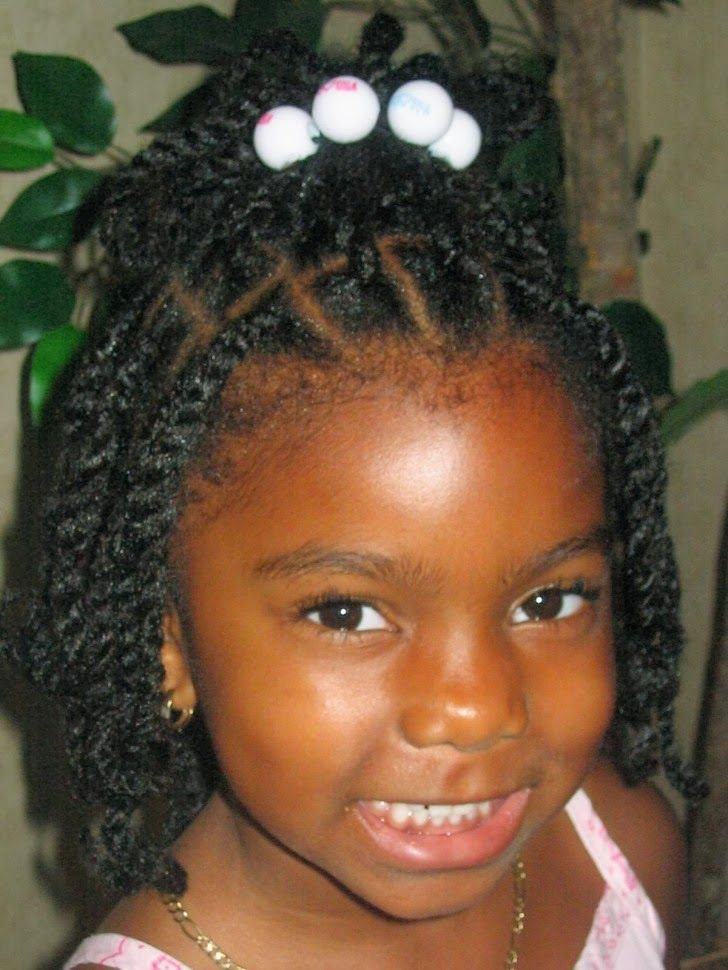 Fabulous 1000 Images About Baby Hairstyles On Pinterest Black Girls Short Hairstyles Gunalazisus