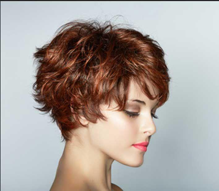 Frisuren Locken Kurz Frauen Mittellange Haare