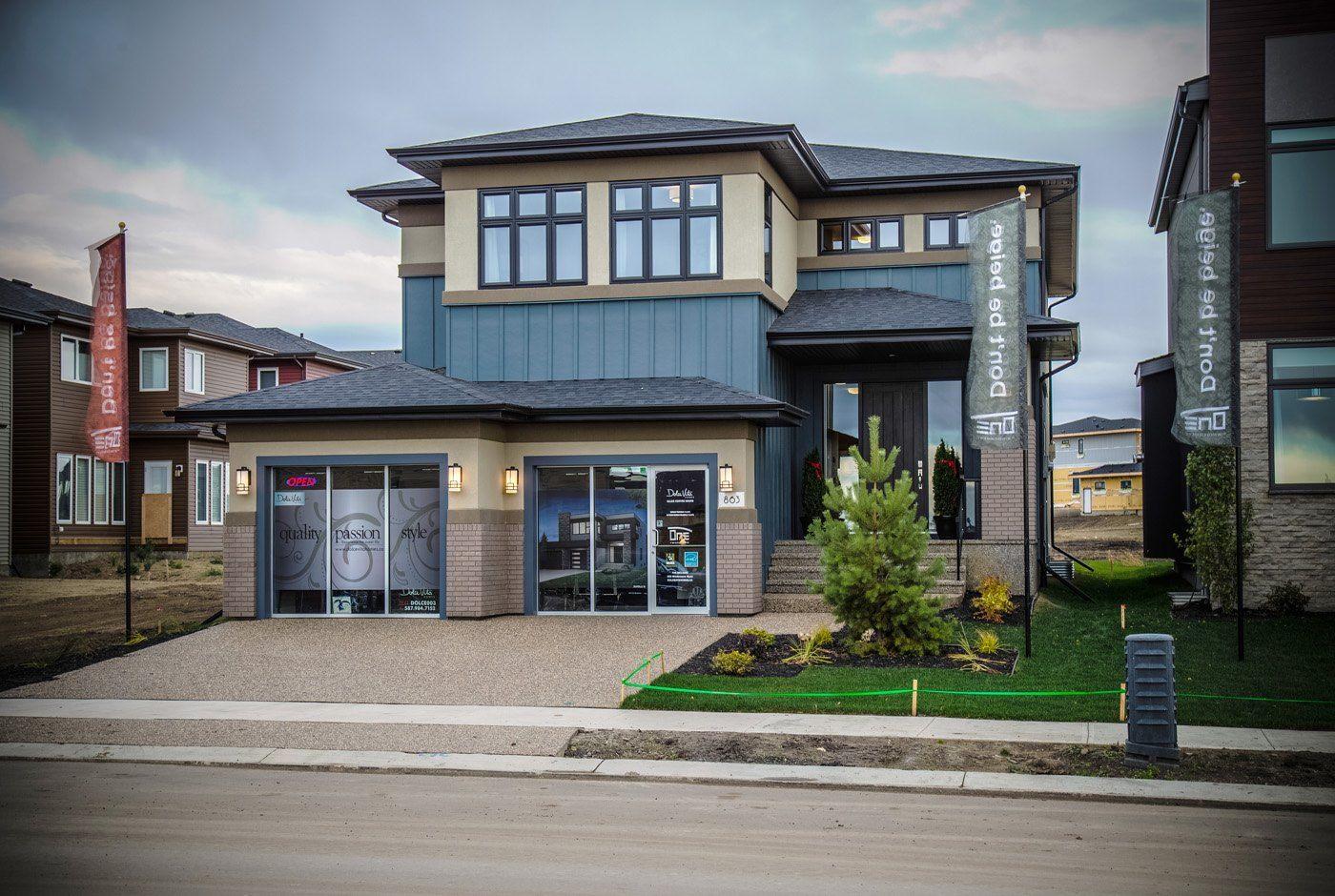 Navelli - New Single Family Home in Greater Edmonton ...