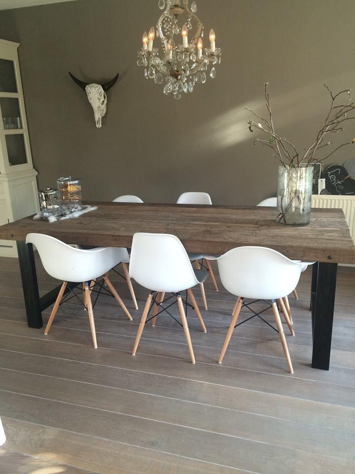 eames daw wei eames daw pinterest esszimmer st hle und m bel. Black Bedroom Furniture Sets. Home Design Ideas