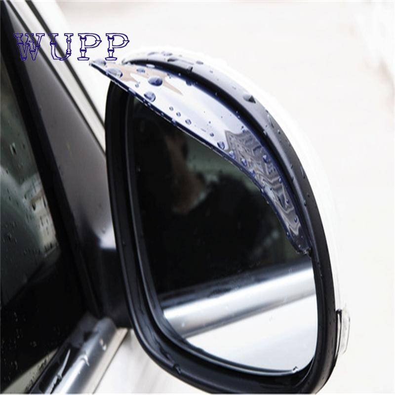Car Auto Side Rearview Mirror Rain Guard Shield Block Side Shade Visors Board