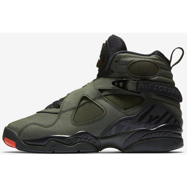 promo code 99e62 9e391 Air Jordan Retro 8 (3.5y-7y) Big Kids  Shoe. Nike