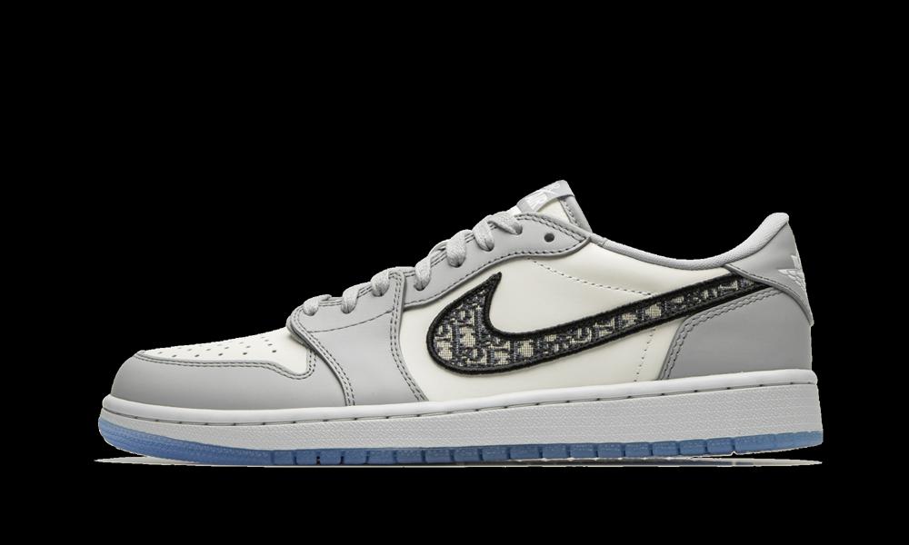 Air Jordan 1 Low Dior Cn8608 002 2021 Air Jordans Air Jordan Shoes Dior Shoes