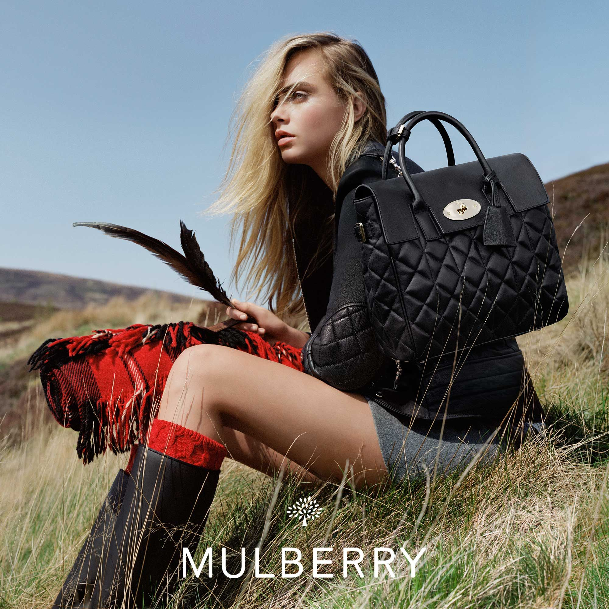 7a88af5d4201 The Mulberry Cara Delevingne Collection has launched online and in stores!
