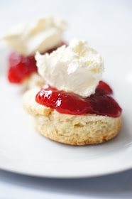 Coco & Co: Scones med clotted cream