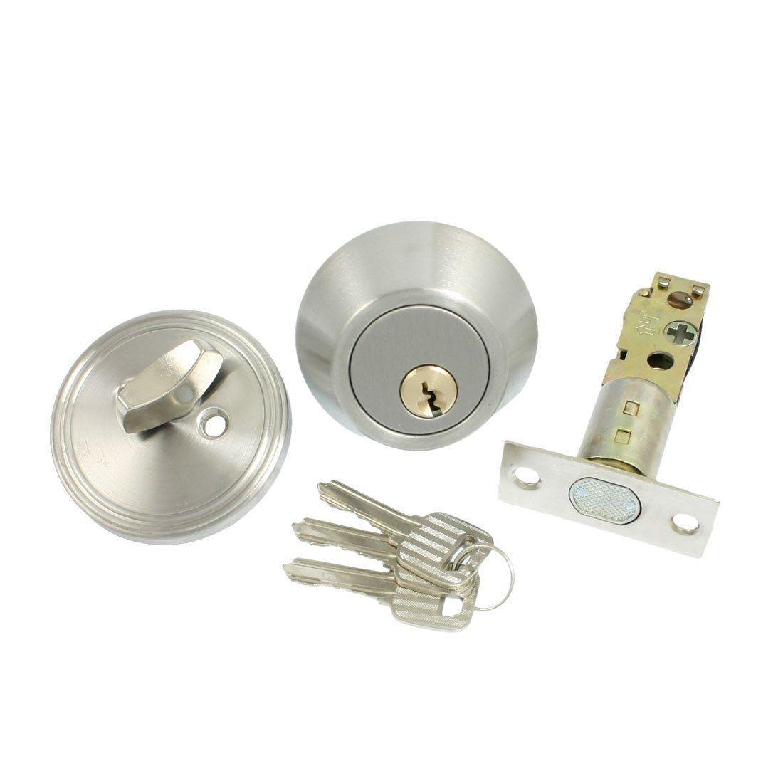 Door Locks Deadbolts Home Garden Deadbolt Lock Door Locks Hardware
