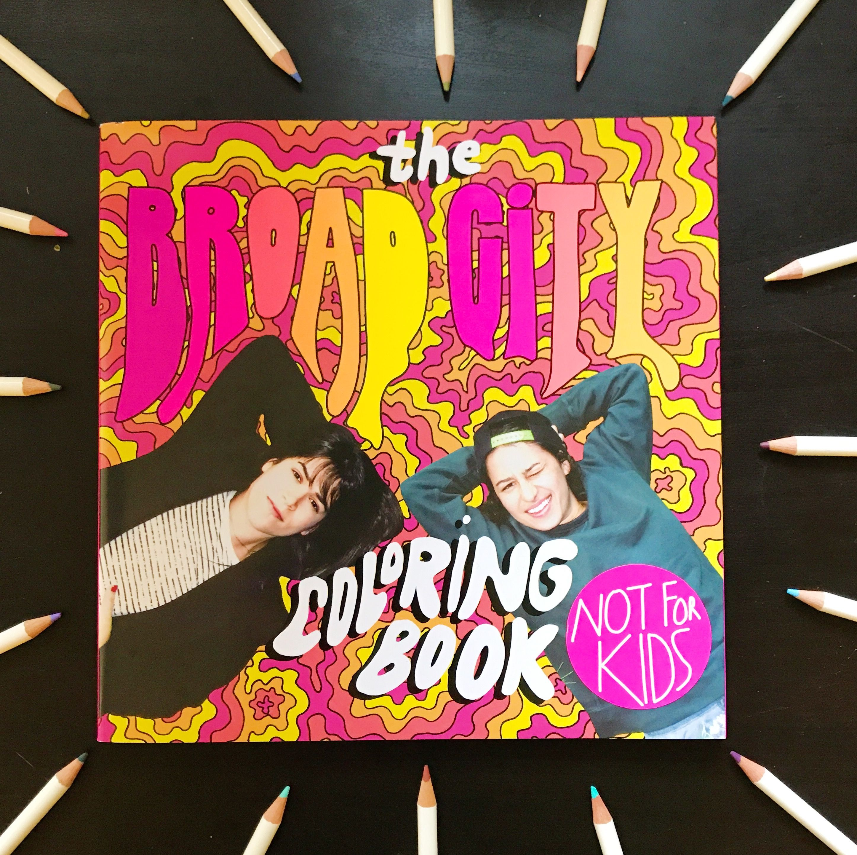 Broad City Coloring Book Awesome 28 Broad City Coloring Book In 2020 Coloring Books Swear Word Coloring Book Words Coloring Book