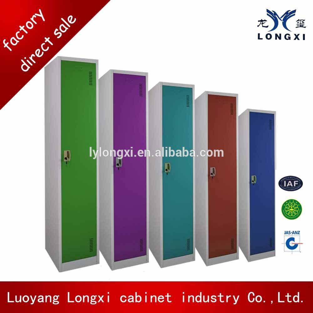 K D Structure 1 2 3 4 Door Storage Clothes Locker Different Color