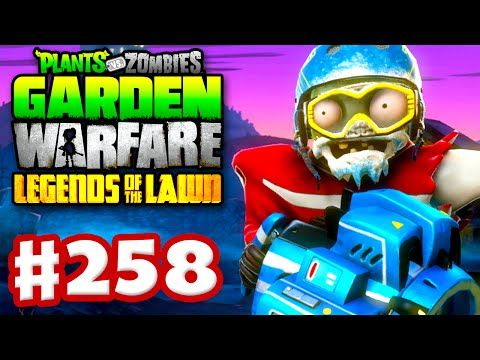 Plants Vs. Zombies: Garden Warfare   Gameplay Walkthrough Part 252    Zomboss Tech Set!   YouTube