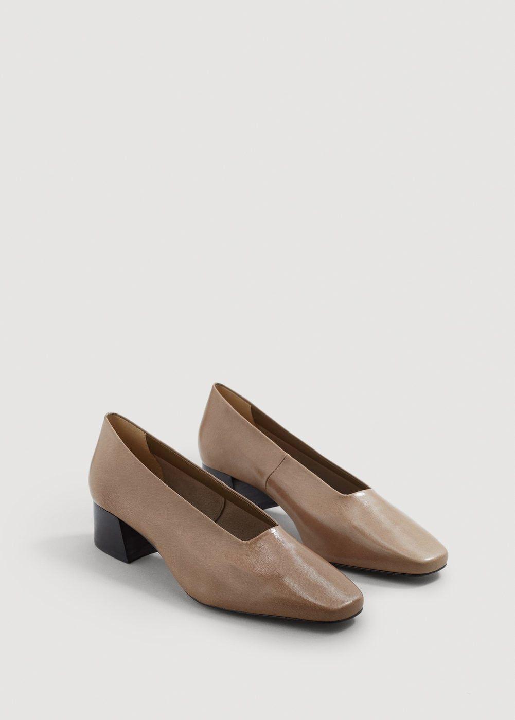 Online Fashion Lederschuhe Damen Schuhe Frauen Minimalistische Schuhe