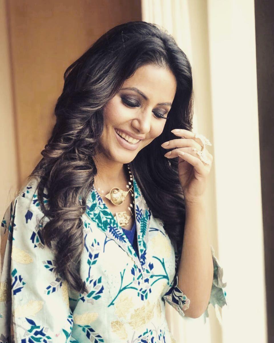 Cute Hina Khan See More Of Her Bandagikalra Punneshsharma