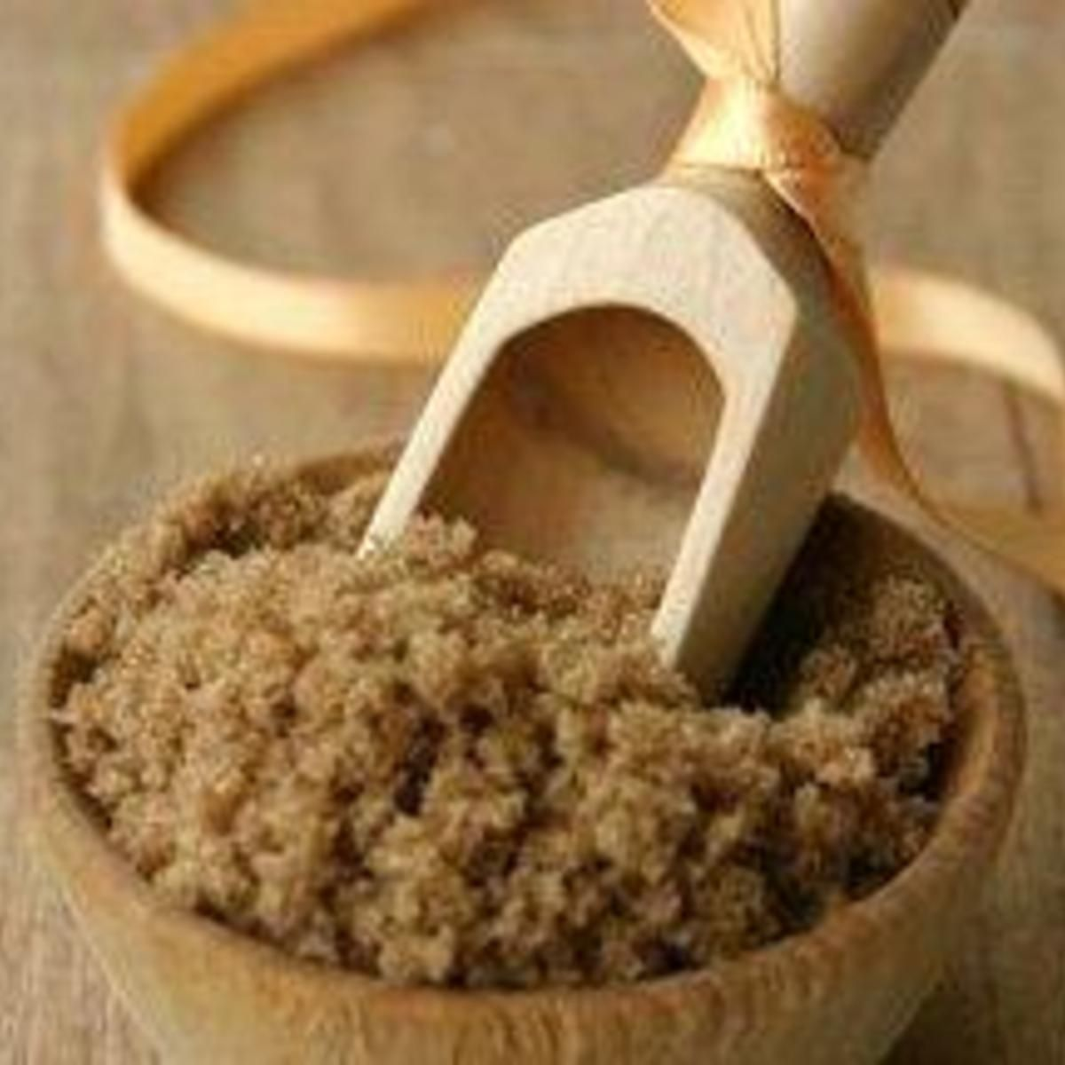 How To Make Light Or Dark Brown Sugar Substitution Easy Sugar