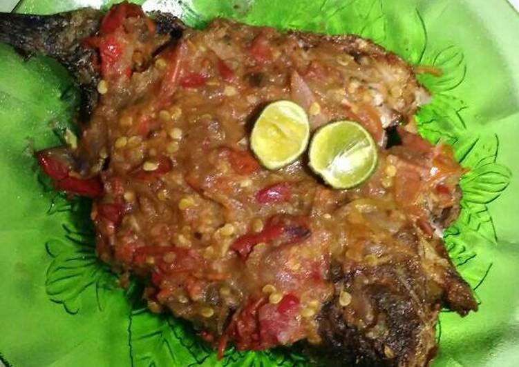 Resep Pecak Ikan Mujair Oleh Eva Syari Devi Resep Resep Ikan Resep Masakan