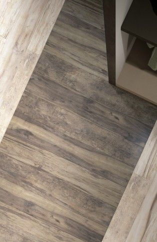 Emser Tile Reclaim Sand And Brown Reclaimed Wood