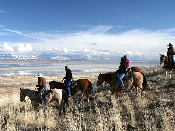 Guided Horseback Riding in Salt Lake & Park City