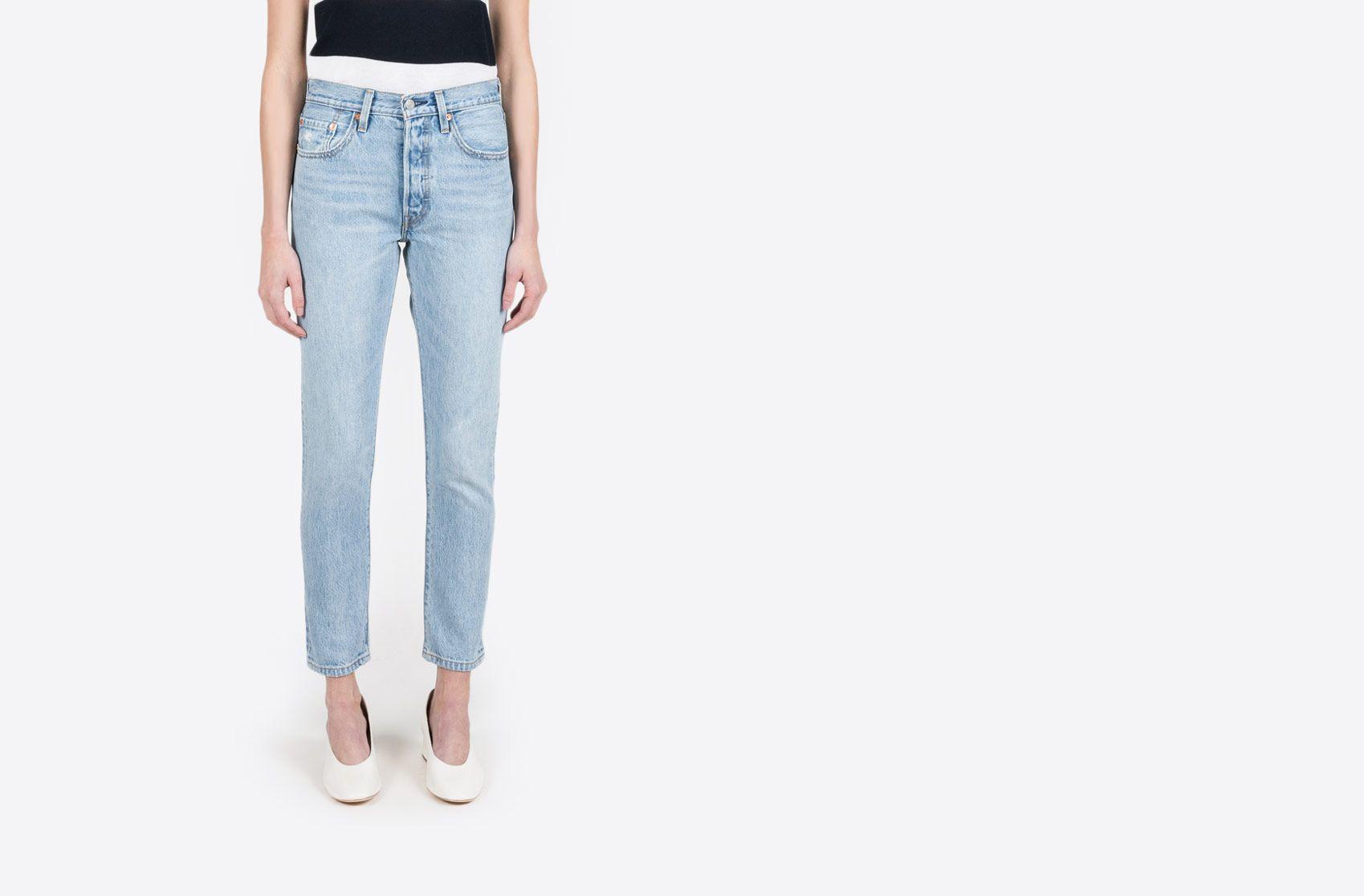 Levi's 501 Skinny Lovefool Jean