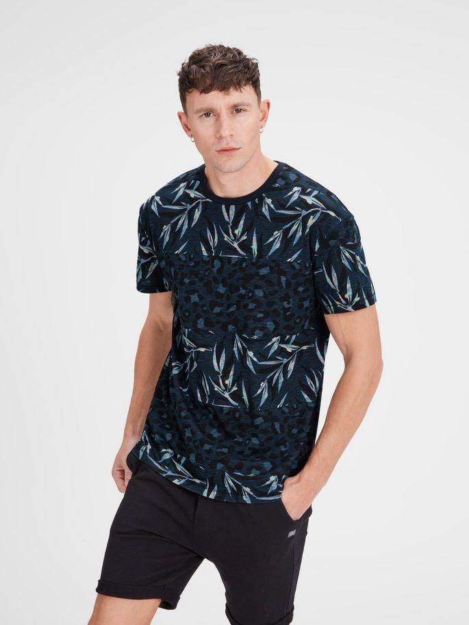 Tropical Camiseta Total Eclipse Large Ropa De Moda Hombre Camisetas Camisetas Estampadas