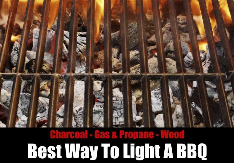 How to light a charcoal gas grill gas bbq grilling bbq