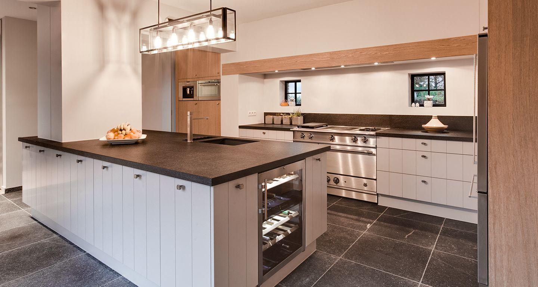 Landelijk wonen eurosun keukens pinterest future house for Landelijk strak wonen