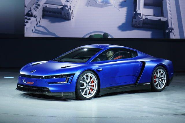 Volkswagen XL Sport: Chiamale Emozioni.
