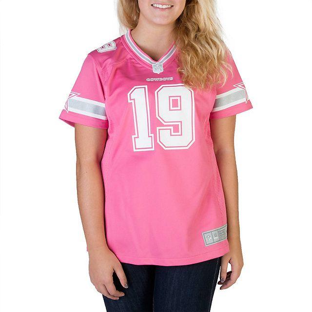 ddb3c032aa3 New this season-pink women's jerseys! I already have my 82 - Jason Witten!!