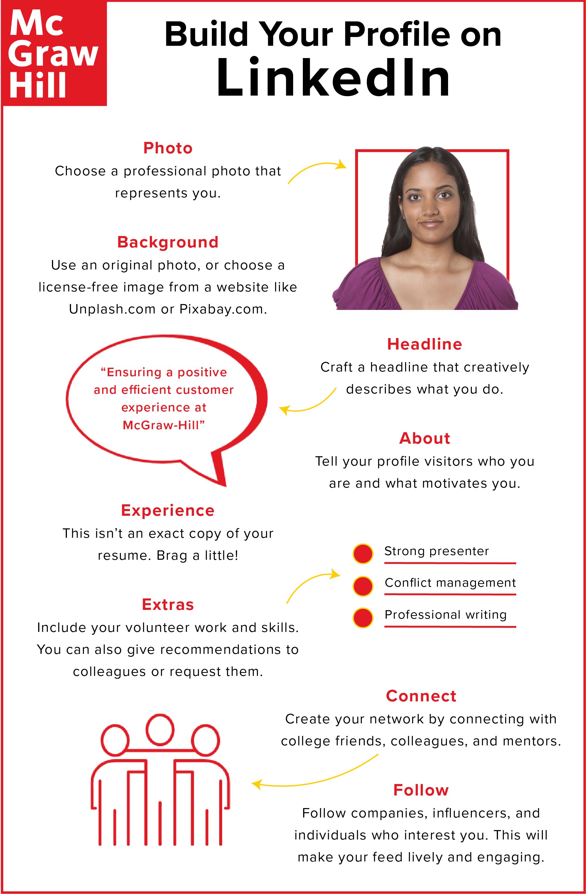 Build Your LinkedIn Profile in 2020 Resume advice