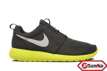 best service 2b927 cb179 Nike Roshe Run Anthracite Cyber (511881-003)