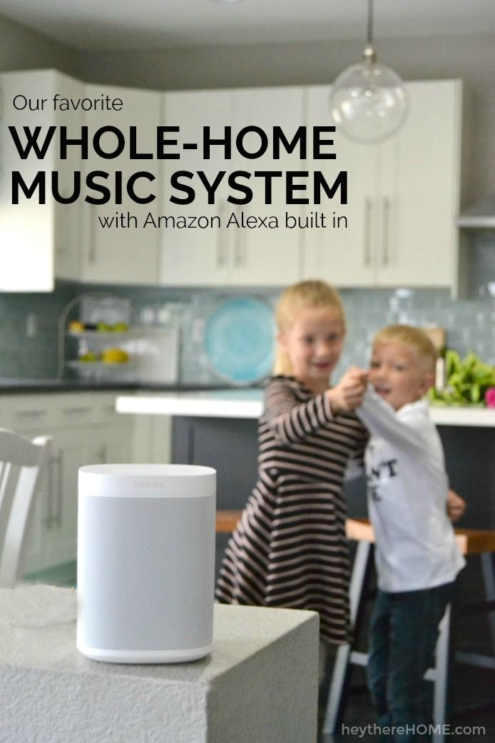 Our Favorite Whole-Home Music System Just Got Even Better #musicsystem