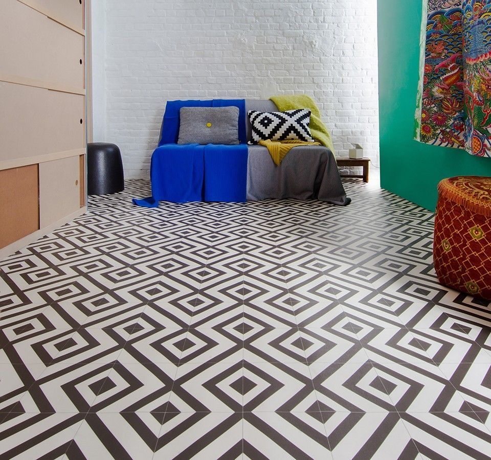 Sagres Cushion Vinyl Flooring Sheet Kitchen Bathroom Lino ...