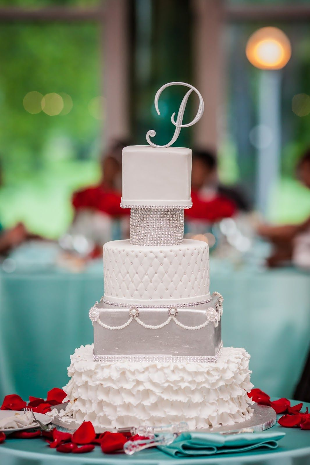 Pin by delish cakes inc on delish cakes wedding cakes pinterest