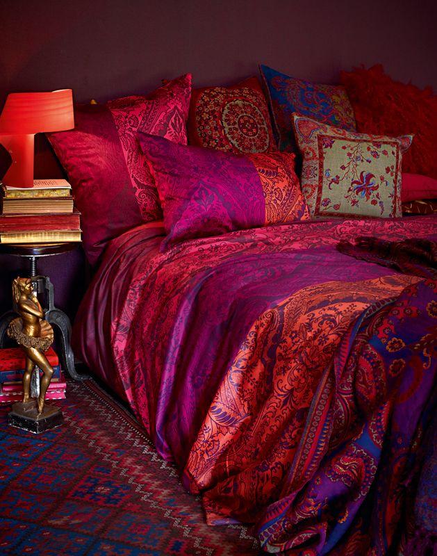 Pfister Bed Linen Cuddle Corner Bettwasche Bett Und Textilien
