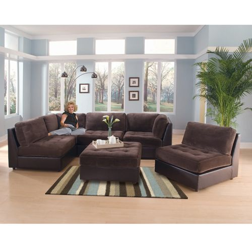 Etonnant Woodhaven Signature Collection Living Room Group. I Like The Idea Of A  Modular Living Room Suit So Versatile And Can Be Configured For Nearly Any  Room Size ...