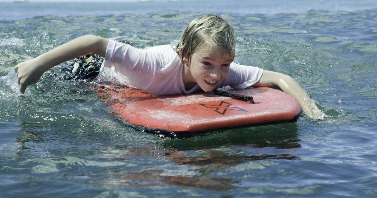 How To Attach A Body Board Cord Bodyboarding The Boogie Surfboard