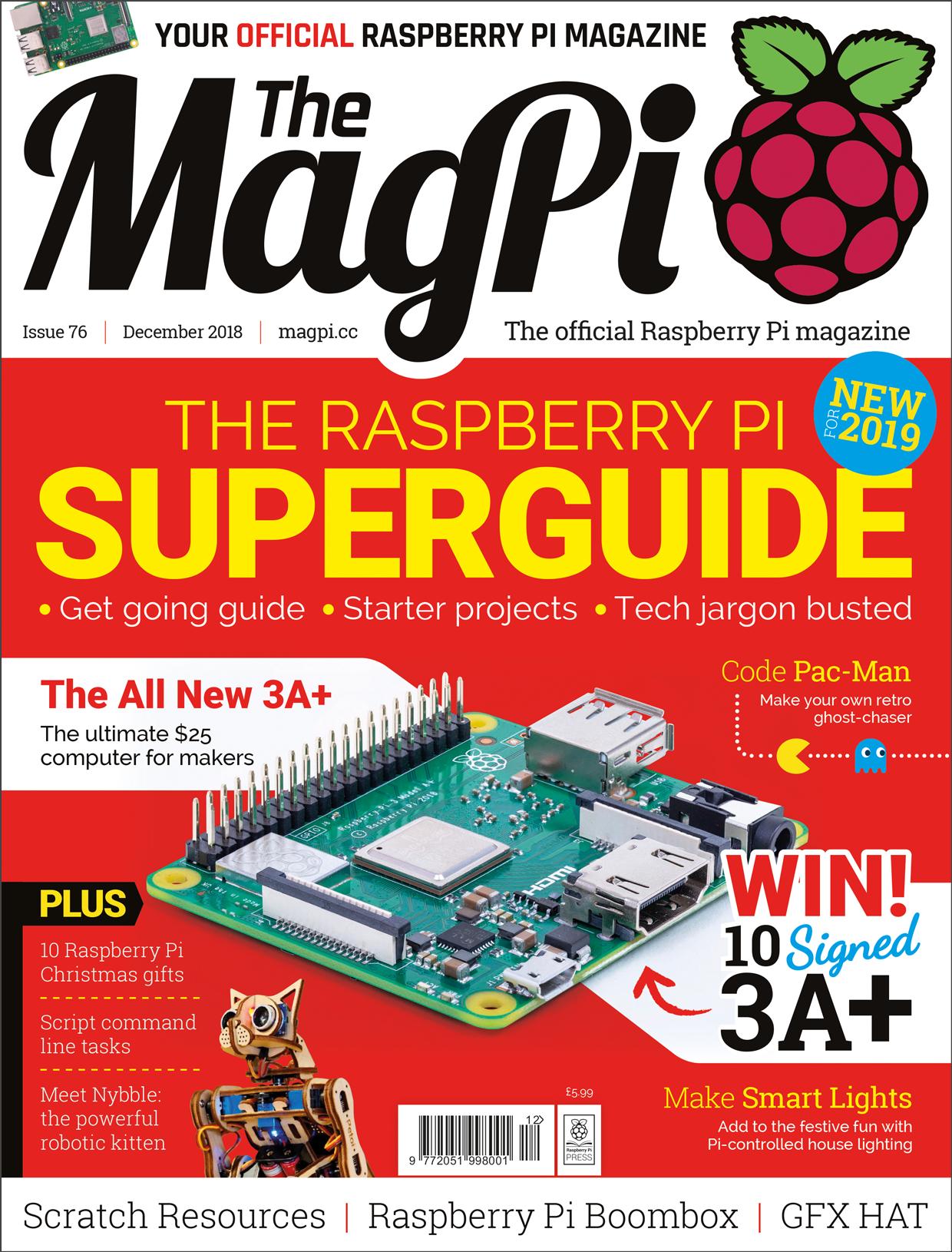 Issue 76 in 2019 | ROV | Pdf magazines, Raspberry pi