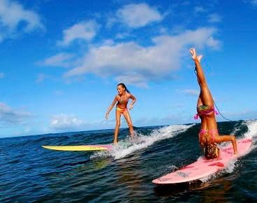 Do what makes you happy. #surf #friends #travel