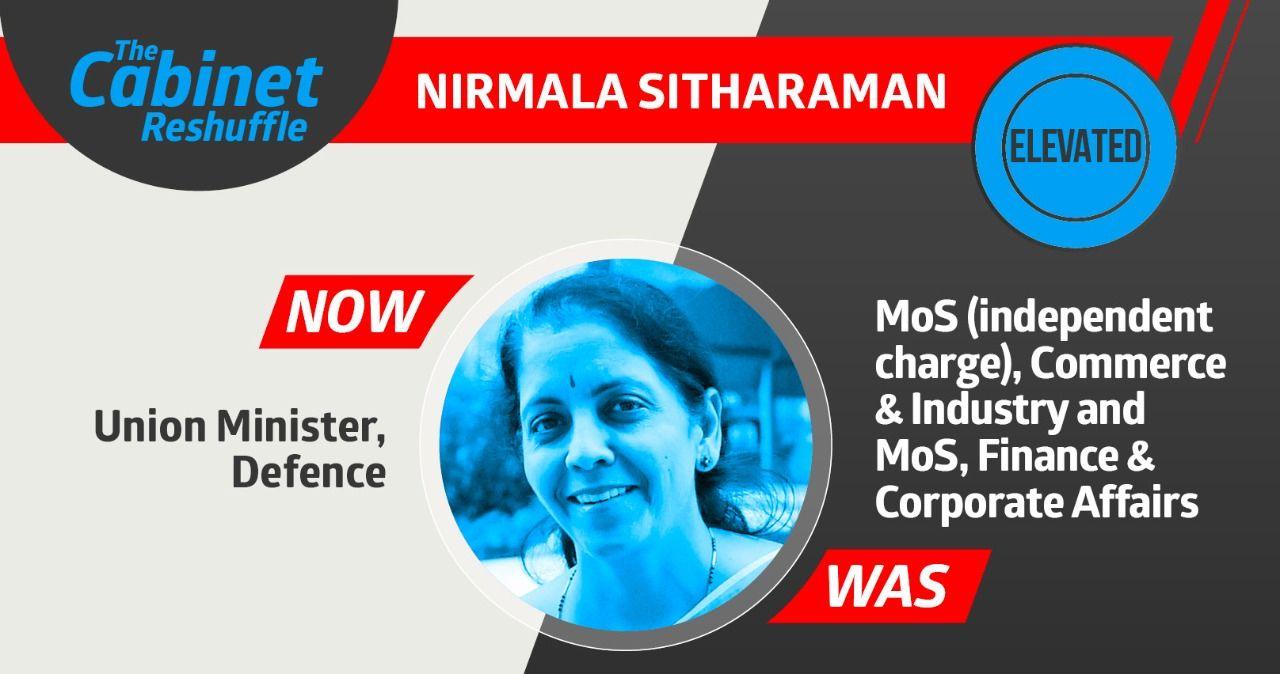CII IWN congratulates Ms. Nirmala Sitharaman, the Defence